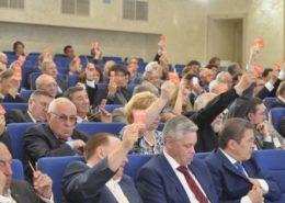Голосование в Общественную палату